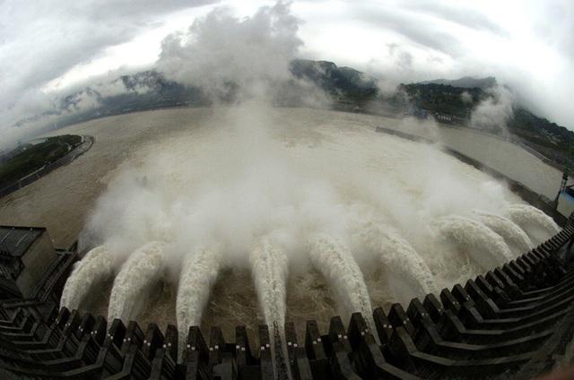 Đập Tam Hiệp càng ngâm nước càng chắc chắn trong 100 năm?  - Ảnh 1.