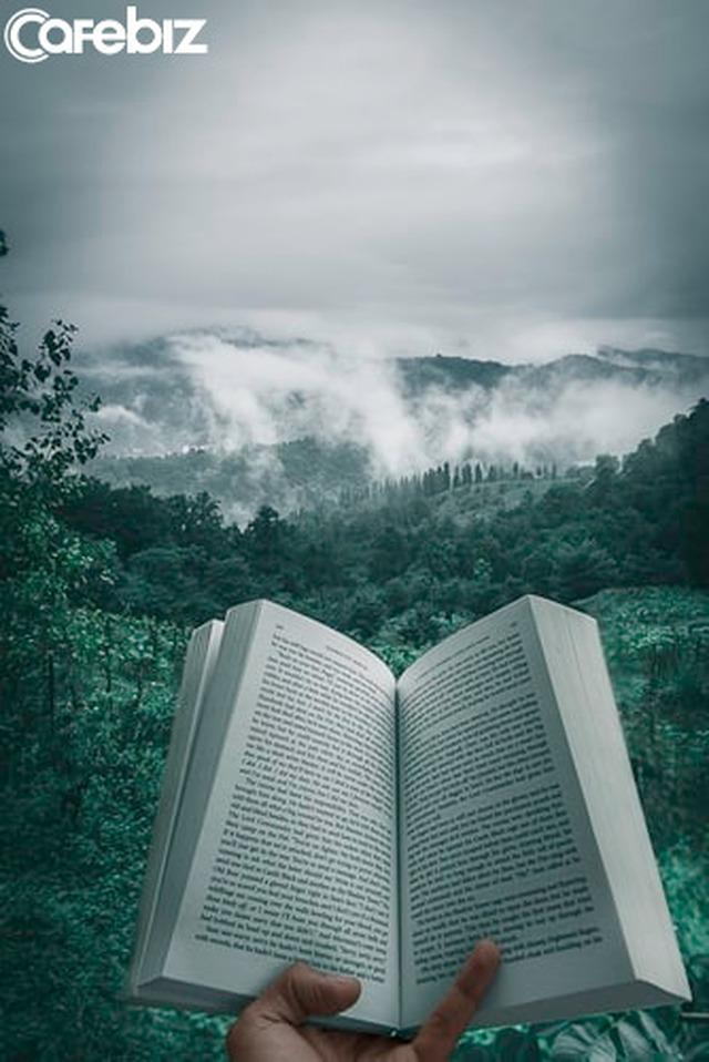 Sau khi nảy sinh tình yêu với việc đọc sách, cuộc sống tôi đã thay đổi rất nhiều - Ảnh 3.