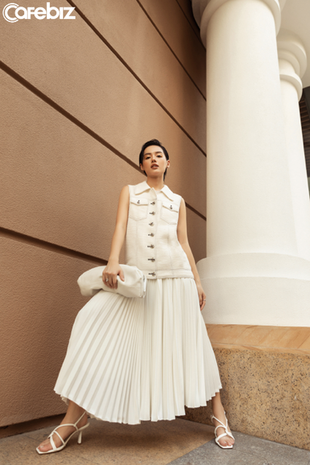 Biến ảo với 3 xu hướng thời trang hứa hẹn bùng nổ trong mùa xuân hè 2020 của nhà mốt Công Trí  - Ảnh 7.