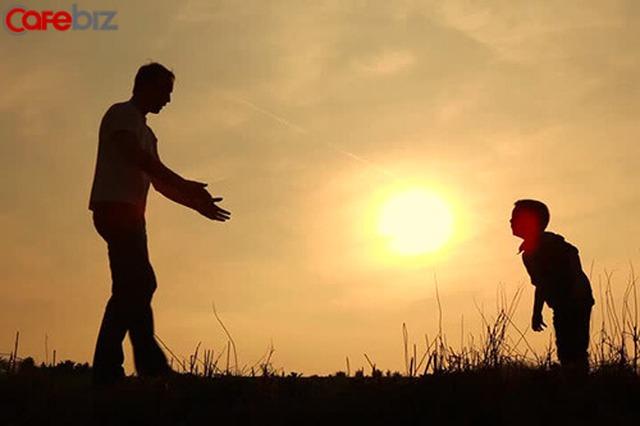 Gửi những người đã, đang và sắp làm cha: Cách giáo dục của các anh quyết định đến cao độ cuộc sống của con mình - Ảnh 3.