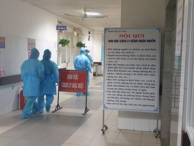 Thông tin tiếp theo về ca nghi mắc COVID-19 ở Đà Nẵng - Ảnh 1.
