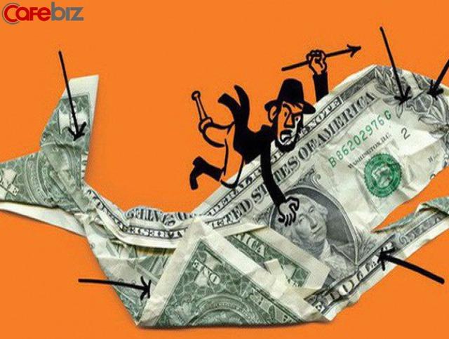 Kiếm tiền nhờ cơ hội, tiêu tiền nhờ trí tuệ: Giữ tiền khó hơn kiếm tiền? - Ảnh 3.