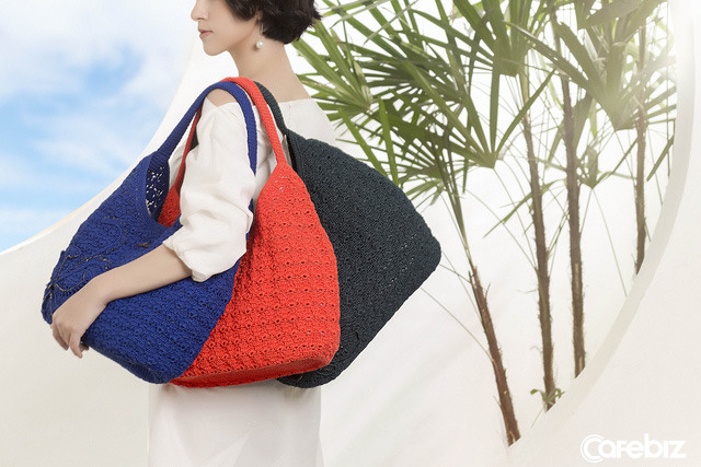 Ahanaba - Giấc mơ hàng hiệu từ những chiếc túi thủ công: Lộng lẫy, sang trọng và thân thiện với môi trường  - Ảnh 3.