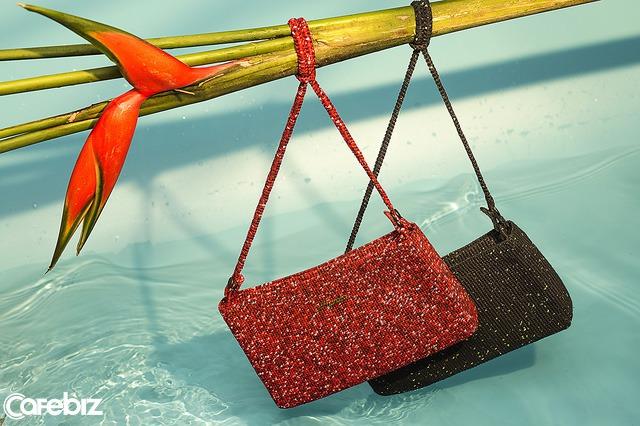 Ahanaba - Giấc mơ hàng hiệu từ những chiếc túi thủ công: Lộng lẫy, sang trọng và thân thiện với môi trường  - Ảnh 1.