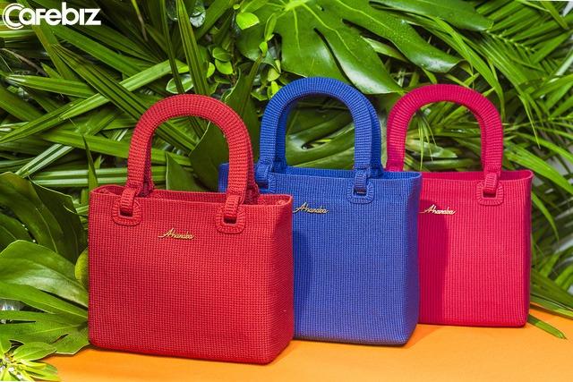 Ahanaba - Giấc mơ hàng hiệu từ những chiếc túi thủ công: Lộng lẫy, sang trọng và thân thiện với môi trường  - Ảnh 2.