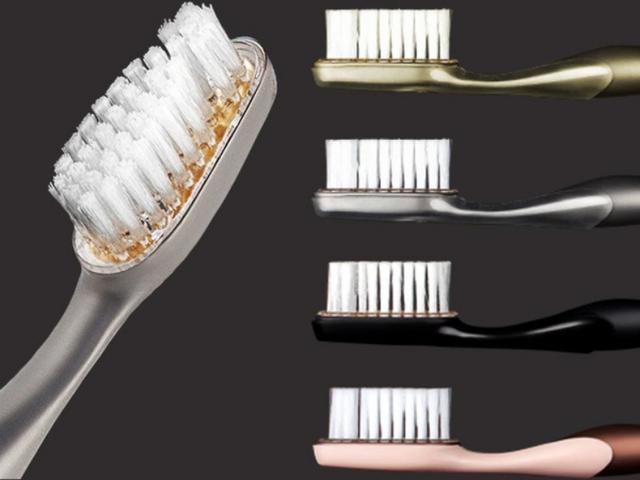 Kháng khuẩn kiểu đại gia: Tắm xà phòng trộn bột vàng, đánh răng vài lần là bốc hơi tiền triệu - Ảnh 8.