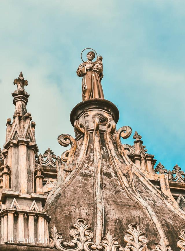 Cận cảnh nhà thờ đang hot nhất ở Nam Định được ví y như trên phim Harry Potter và tới khi đến xem trực tiếp thì nó đẹp thật trời ạ! - Ảnh 8.