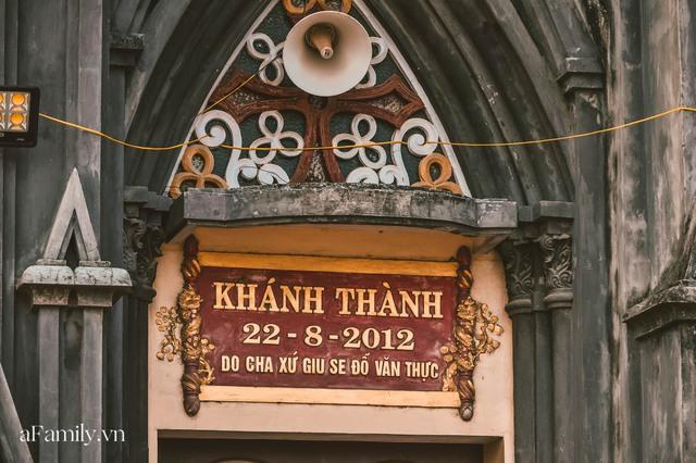 Cận cảnh nhà thờ đang hot nhất ở Nam Định được ví y như trên phim Harry Potter và tới khi đến xem trực tiếp thì nó đẹp thật trời ạ! - Ảnh 9.