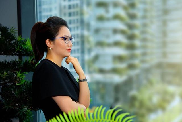 Bà Dương Mai Hoa - CEO cũ của Vingroup tiếp tục nhảy việc, đổi chỗ làm tới 5 lần trong 2 năm qua - Ảnh 1.