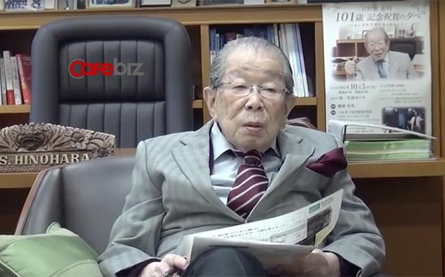 """""""Tôi như vậy sống tới 105 tuổi"""": Bác sỹ sống thọ nói cho bạn biết triết lý thế nào là SỐNG TỐT  - Ảnh 1."""