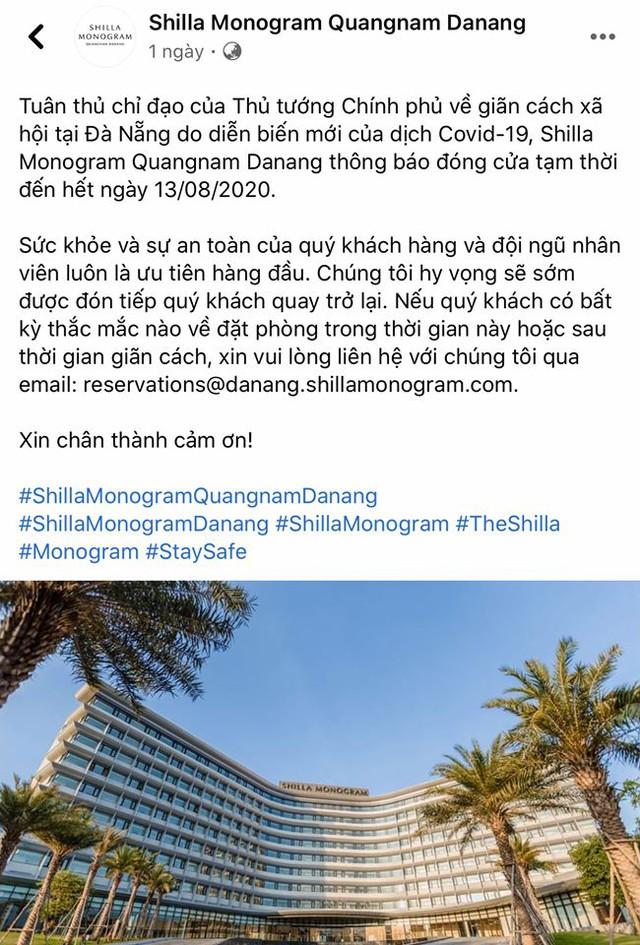 Khách sạn 5 sao ở Đà Nẵng gặp khó: Lần đầu chưa kịp khai trương thì Covid xuất hiện, vừa đón khách 1 tháng dịch lại bùng phát - Ảnh 2.