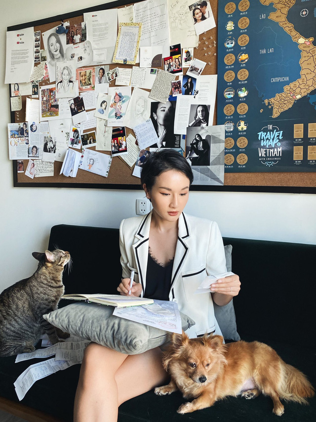 Đây là 3 điều Giang Ơi học được khi nuôi chó mèo: Trách nhiệm sống, thái độ sống và trân trọng những gì mình đang có - Ảnh 2.