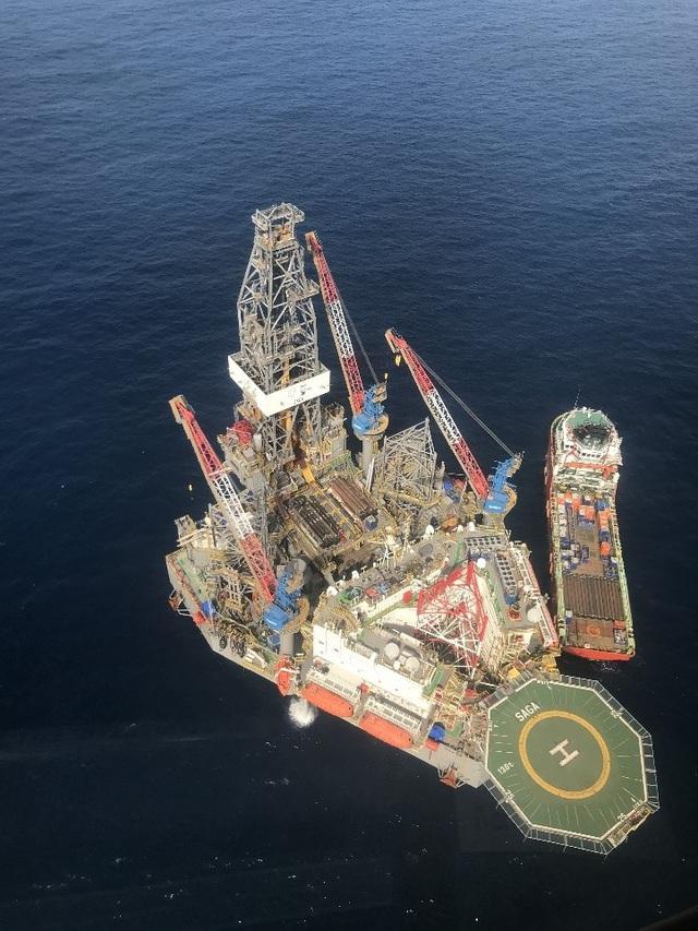 PVN vừa phát hiện mỏ dầu khí mới có trữ lượng lớn nhất lịch sử ngành dầu khí Việt Nam - Ảnh 1.