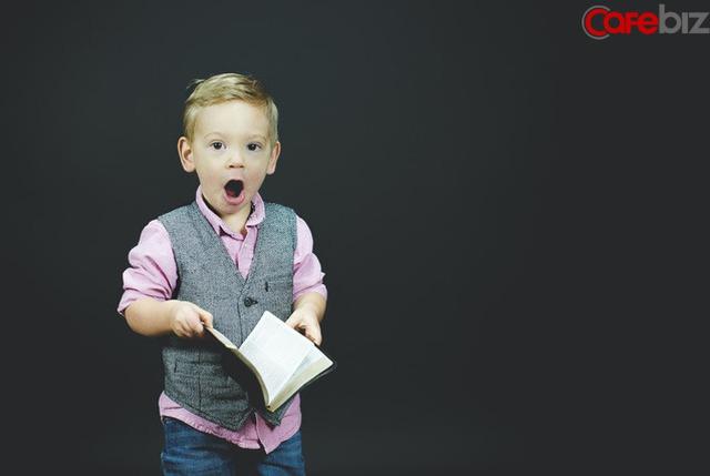 Hãy nói với con trẻ: người thường xuyên đọc sách, rốt cuộc thắng ở đâu? - Ảnh 1.