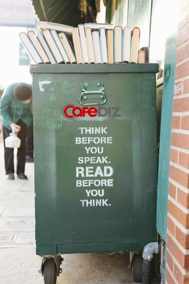 Hãy nói với con trẻ: người thường xuyên đọc sách, rốt cuộc thắng ở đâu? - Ảnh 2.