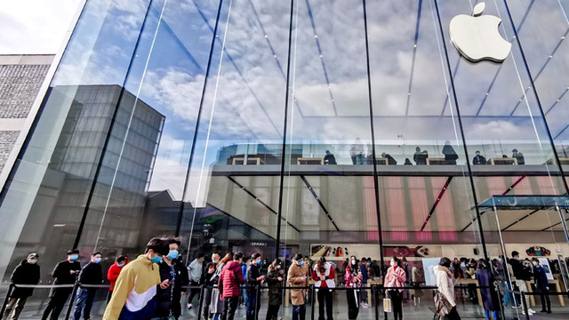 Chiến thắng siêu bất ngờ của Apple ngay tại sân nhà của Huawei và Xiaomi - Ảnh 3.