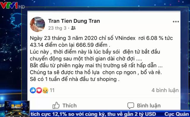 20 năm lăn lộn cùng chứng khoán Việt Nam, một nhà đầu tư cá nhân bật mí bí quyết chiến thắng khi thị trường hoảng loạn, thu lợi nhuận 20-40% sau 3-6 tháng - Ảnh 1.