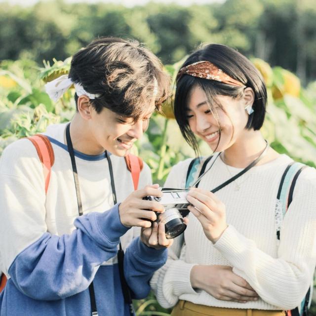 Tài không đợi tuổi: Chàng trai sinh năm 1998 trở thành Giám đốc nghệ thuật M-TP Talent, giỏi từ chụp ảnh, diễn xuất đến dàn dựng MV - Ảnh 3.