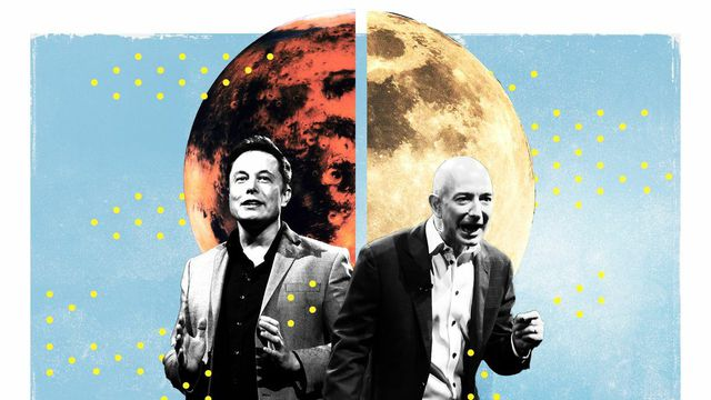 Những bá chủ không gian (P3): Hai tỷ phú Elon Musk và Jeff Bezos trong cuộc chiến giành quyền kiểm soát với ngành công nghiệp vũ trụ - Ảnh 3.
