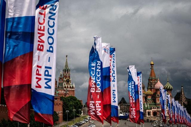 Hiến pháp sửa đổi của Nga chính thức có hiệu lực - Ảnh 1.