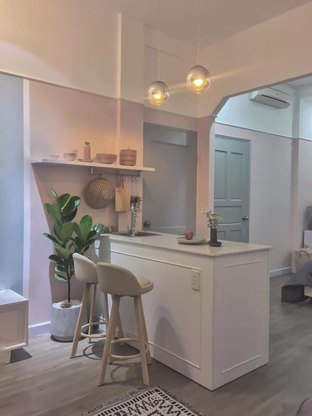 3 tuần hô biến căn hộ chung cư cũ 70m² ở Sài Gòn thành 2 căn hộ đẹp tối giản với chi phí 270 triệu đồng - Ảnh 11.