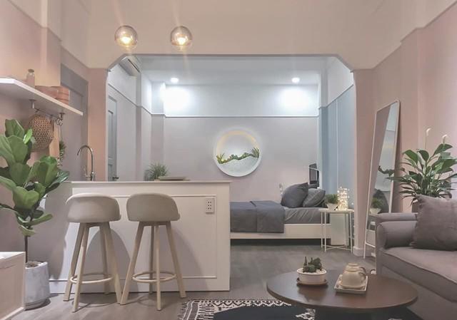 3 tuần hô biến căn hộ chung cư cũ 70m² ở Sài Gòn thành 2 căn hộ đẹp tối giản với chi phí 270 triệu đồng - Ảnh 14.