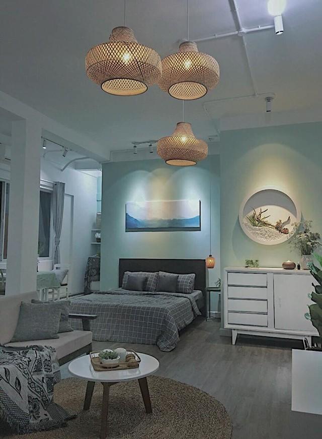 3 tuần hô biến căn hộ chung cư cũ 70m² ở Sài Gòn thành 2 căn hộ đẹp tối giản với chi phí 270 triệu đồng - Ảnh 3.