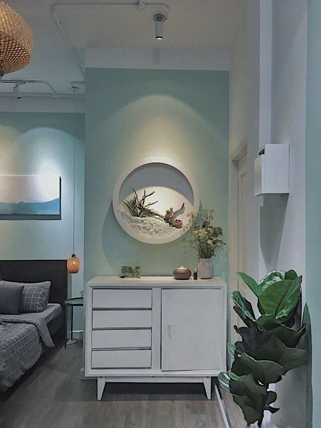 3 tuần hô biến căn hộ chung cư cũ 70m² ở Sài Gòn thành 2 căn hộ đẹp tối giản với chi phí 270 triệu đồng - Ảnh 5.