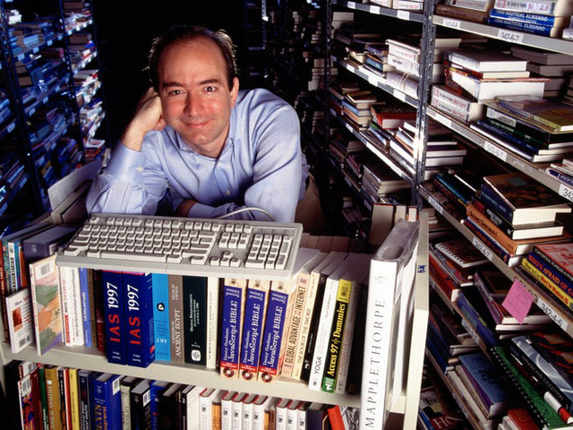 Jeff Bezos xây dựng đế chế 1.400 tỷ USD và trở thành người giàu nhất thế giới như thế nào? - Ảnh 6.