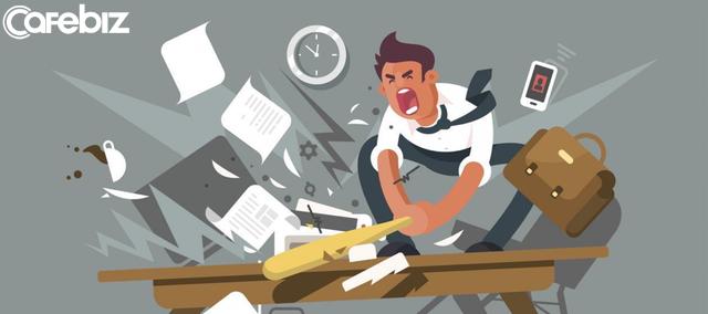 Nổi nóng ảnh hưởng nghiêm trọng tới sự nghiệp của bạn: Người thành công đều giỏi kiểm soát cơn tức giận - Ảnh 3.