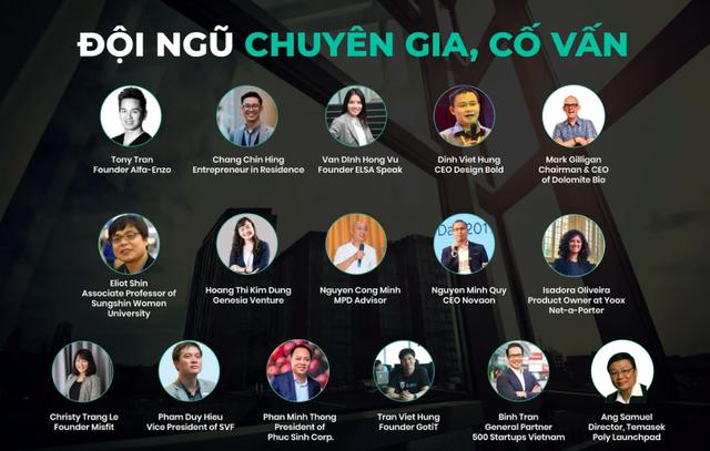 Lần đầu tiên một trường Đại học thiết kế chương trình đưa doanh nghiệp Việt tiến ra nước ngoài, Mentors là CEO GotIt! Hùng Trần, Founder Misfit Lê Diệp Kiều Trang - Ảnh 1.
