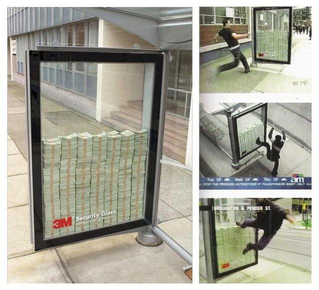 Đập vỡ tủ kính lấy 70 tỷ tiền tươi: Chiến dịch quảng cáo kinh điển và những sự thật khó xơi đầy bất ngờ - Ảnh 2.