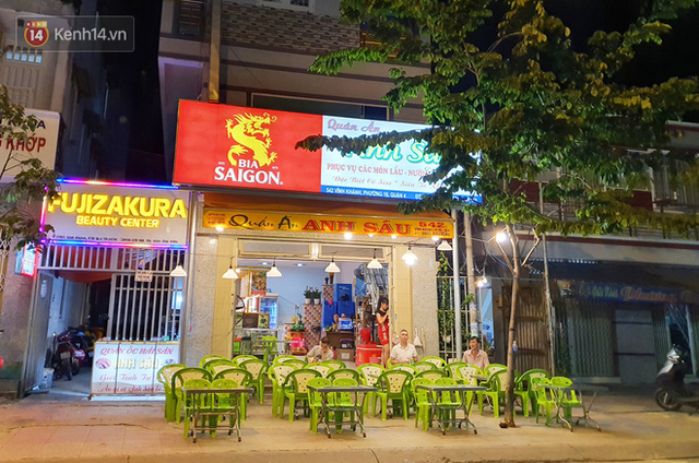 2 khu phố ẩm thực nổi tiếng ở Sài Gòn: Chỗ vắng vẻ đìu hiu, nơi tấp nập khách nhưng bán dưới 25 triệu một đêm vẫn lỗ - Ảnh 18.