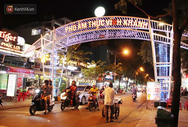 2 khu phố ẩm thực nổi tiếng ở Sài Gòn: Chỗ vắng vẻ đìu hiu, nơi tấp nập khách nhưng bán dưới 25 triệu một đêm vẫn lỗ - Ảnh 22.