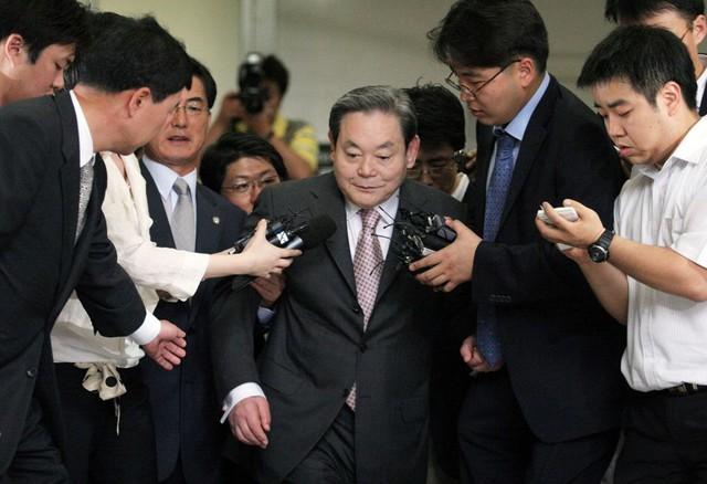 10 người giàu nhất Hàn Quốc năm 2020 - Ảnh 1.