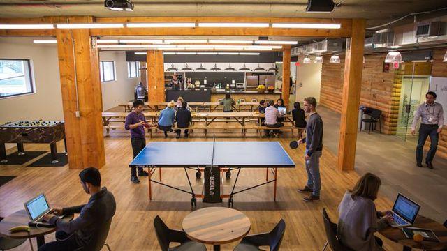 Vì sao các công ty startup thường cung cấp bia, bóng bàn, võng,... cho nhân viên ngay tại văn phòng làm việc? - Ảnh 1.