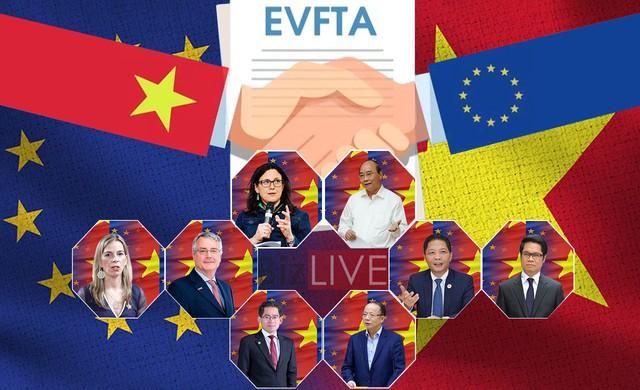 """Hiệp định EVFTA qua góc nhìn """"người trong cuộc"""" - Ảnh 1."""