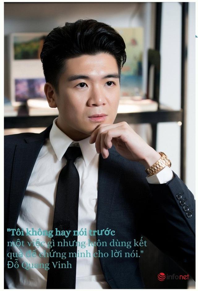 Đỗ Quang Vinh - từ rich kid bồi bàn đến ông chủ: Tôi không cần sự đặc cách nào cả - Ảnh 1.