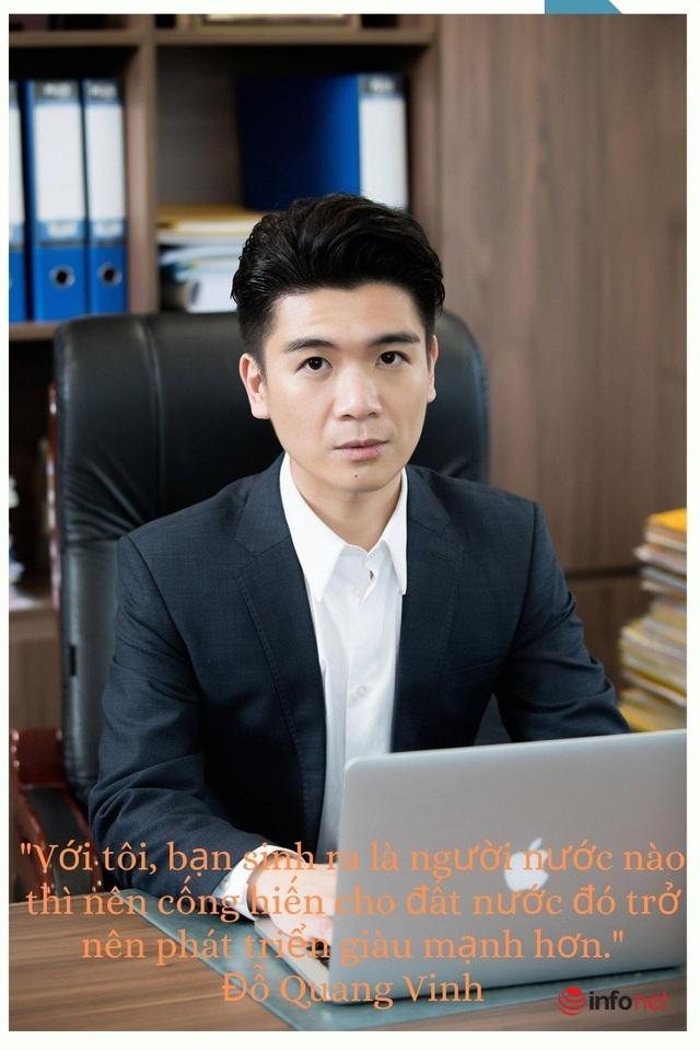 Đỗ Quang Vinh - từ rich kid bồi bàn đến ông chủ: Tôi không cần sự đặc cách nào cả - Ảnh 3.