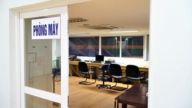 Ảnh: Cận cảnh cung thể thao sẽ trở thành bệnh viện dã chiến chống Covid-19 ở Đà Nẵng - Ảnh 17.