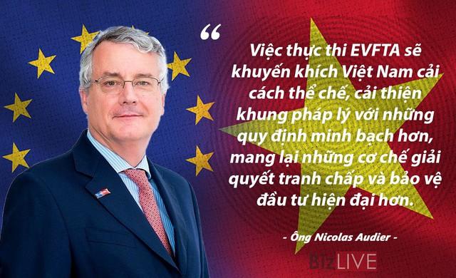 """Hiệp định EVFTA qua góc nhìn """"người trong cuộc"""" - Ảnh 5."""