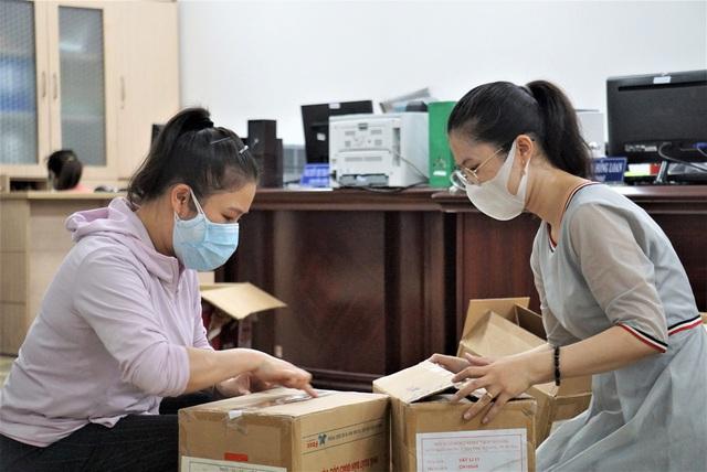 Ảnh: Cận cảnh cung thể thao sẽ trở thành bệnh viện dã chiến chống Covid-19 ở Đà Nẵng - Ảnh 10.
