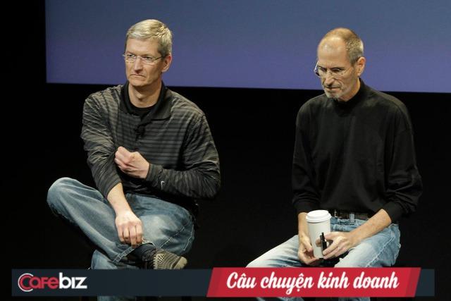 Apple của Tim Cook - Biến tác phẩm của Steve Jobs trở thành công ty nghìn tỷ USD, kinh doanh giỏi nhất thế giới bằng một phong cách lãnh đạo khác biệt hoàn toàn - Ảnh 2.