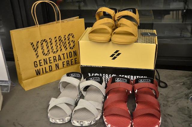 Ông chủ người Việt mở hãng giày dép tại Mỹ tiết lộ cách bán 150.000 đơn thành công với chi phí 0 đồng - Ảnh 1.