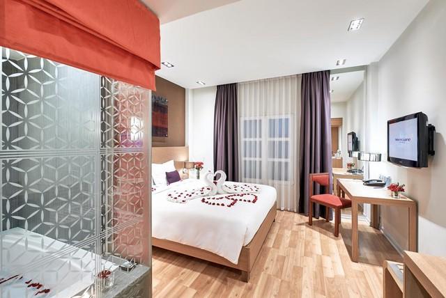 """Mùa Covid-19 tranh thủ rủ gia đình """"staycation"""" tại các khách sạn sang chảnh Hà Nội: Xếp hạng toàn 4,5 sao nhưng giá chỉ trên dưới 1 triệu đồng/đêm - Ảnh 4."""
