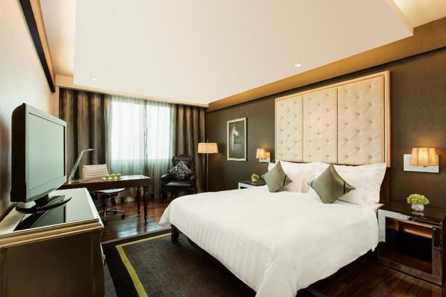"""Mùa Covid-19 tranh thủ rủ gia đình """"staycation"""" tại các khách sạn sang chảnh Hà Nội: Xếp hạng toàn 4,5 sao nhưng giá chỉ trên dưới 1 triệu đồng/đêm - Ảnh 16."""