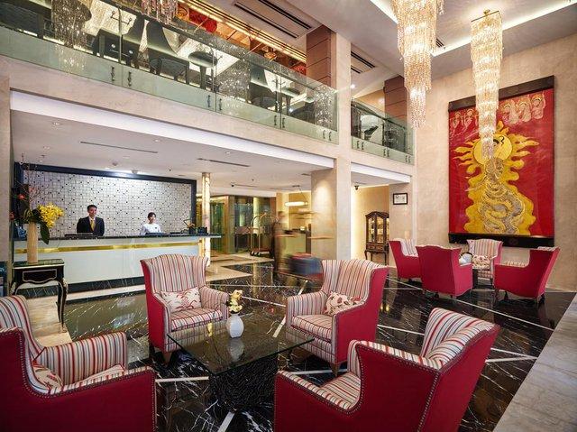 """Mùa Covid-19 tranh thủ rủ gia đình """"staycation"""" tại các khách sạn sang chảnh Hà Nội: Xếp hạng toàn 4,5 sao nhưng giá chỉ trên dưới 1 triệu đồng/đêm - Ảnh 6."""