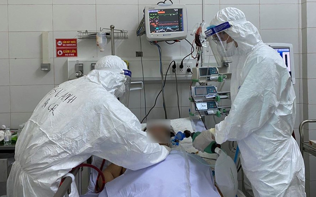 Bệnh nhân 485 tử vong vì suy thận mạn giai đoạn cuối và mắc COVID-19 - Ảnh 1.