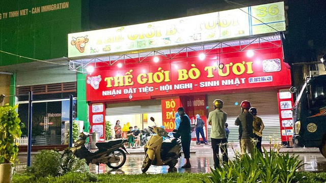 Khẩn: Hà Nội tìm kiếm những người từng đến nhà hàng Thế giới bò tươi ở Hải Dương - Ảnh 1.