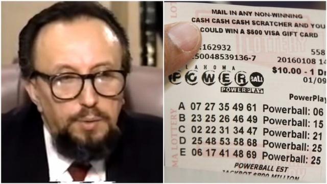 Nhà kinh tế học trúng số 14 lần nhờ tính toán - Ảnh 1.